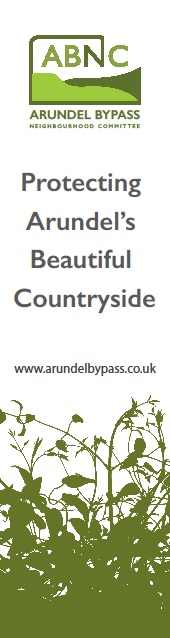 Arundel Bypass Neighbourhood Committee Banner